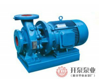 KBW-ISW series horizontal single-stage single-suction centrifugal pump